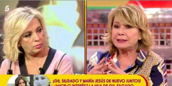 El grave problema que tiene Carmen Borrego para salir en TV: su doble discurso