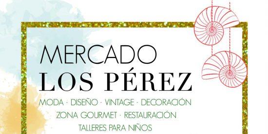 Mercado Los Pérez, una propuesta diferente para esta Navidad