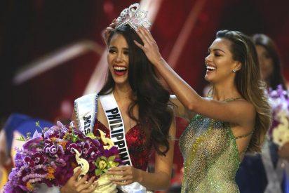 Las fotos de la nueva Miss Universo sin una gota de maquillaje