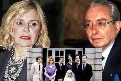 Así se convirtió el ex jesuita Jesús Aguirre, segundo marido de Cayetana, en la pesadilla de la Casa de Alba