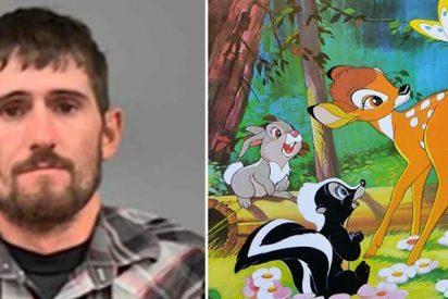 Este cazador furtivo deberá ver 'Bambi' como parte de su condena en la cárcel