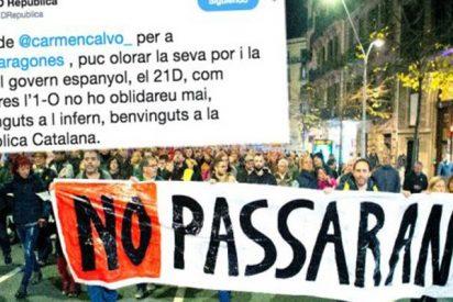 """Los CDR se descojonan de las cobardes cartas del Gobierno: """"Olemos su miedo, ¡bienvenidos al infierno!"""""""