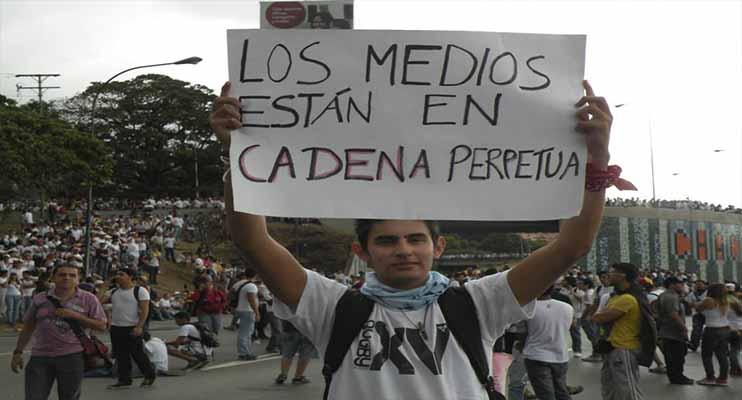 """Maduro ahoga a """"El Nacional"""", adiós al último periódico independiente en Venezuela"""