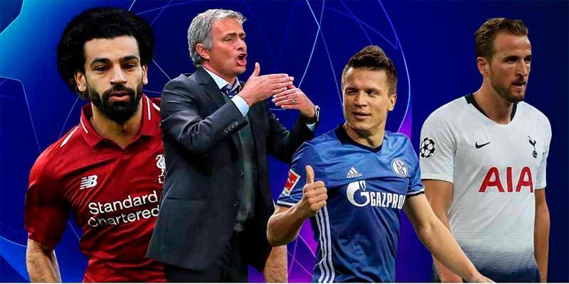 Champions: Oficial: estos son todos los posibles rivales del Real Madrid en octavos