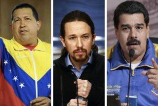 El 'déjà vu' que evidencia el plan de Iglesias: el vídeo de Hugo Chávez acusando a la prensa de mentir para imponer su brutal censura
