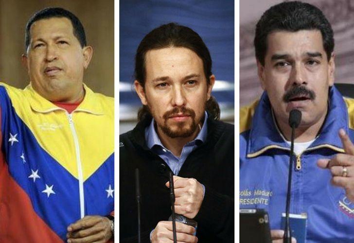 """Pablo Iglesias busca borrar su pasado chavista: admite la """"nefasta"""" situación de Venezuela y reconoce que dijo """"tonterías"""""""