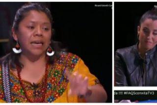 La golpista Laura Rosel (TV3) se parapeta en una indígena para comparar a Florentino Pérez con un mafioso