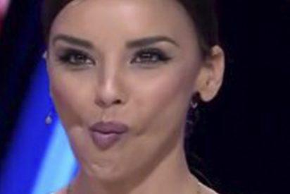 Chenoa muy cabreada con la inoportuna broma de Manel Fuentes en 'Tu Cara Me Suena'