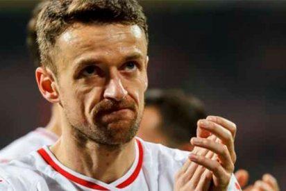 Muere en el estadio del Stuttgart Christian Gentner, padre del capitán del equipo
