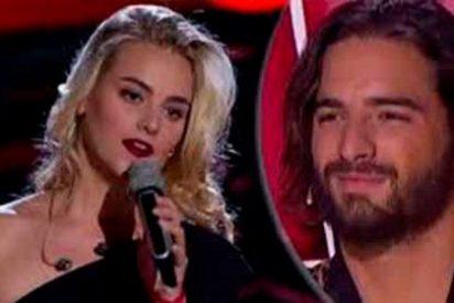 "Cindy Coleoni, la cordobesa que humilló a Maluma en ""La Voz México"", le reclamó de nuevo antes de ser eliminada"