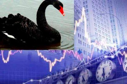 Los 10 cisnes negros que pueden causar un 'terremoto' en la Bolsa en 2019