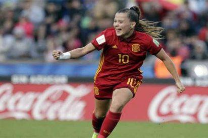 España gana a México y se proclama campeona del Mundial Femenino sub-17