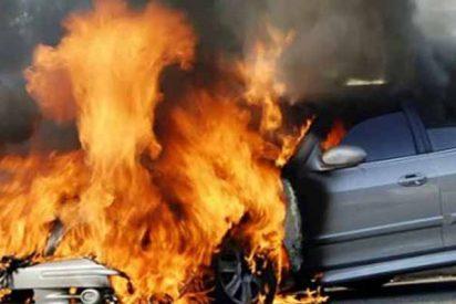 Condenado a 6 años de prisión por incendiar un coche en un parking tras recibir poca limosna