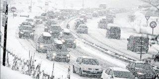 España: La lluvia y la nieve llenarán de alertas la Península Ibérica este fin de semana