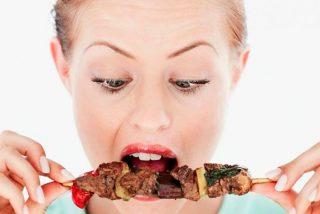 Vida saludable: ¿Sabes qué diferencias nutricionales hay entre la carne blanca y la roja?