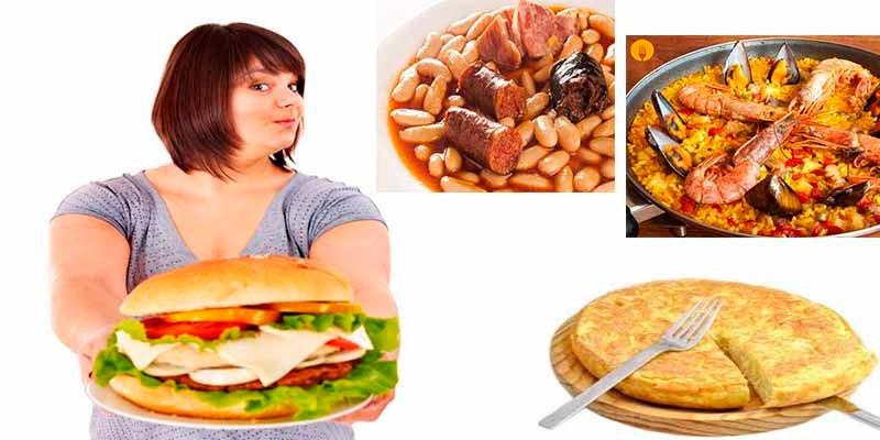 ¿Engorda más la comida de mamá de toda la vida o la comida rápida?