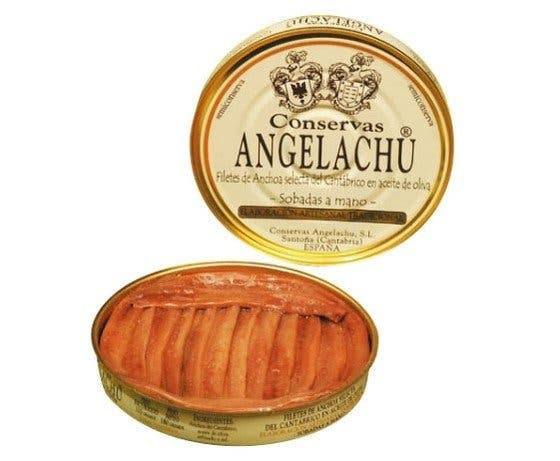 """""""Anchoa de Santoña XL conservas gourmet"""