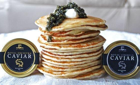 Attilus Caviar Royal Oscietra Caviar