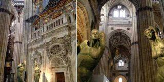 'Contrapunto 2.0' reúne en Salamanca lo mejor de lo clásico y lo contemporáneo de 'Las Edades del Hombre'