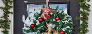 Coronas y guirnaldas de Navidad 2018, (nuestra selección desde 2 €)