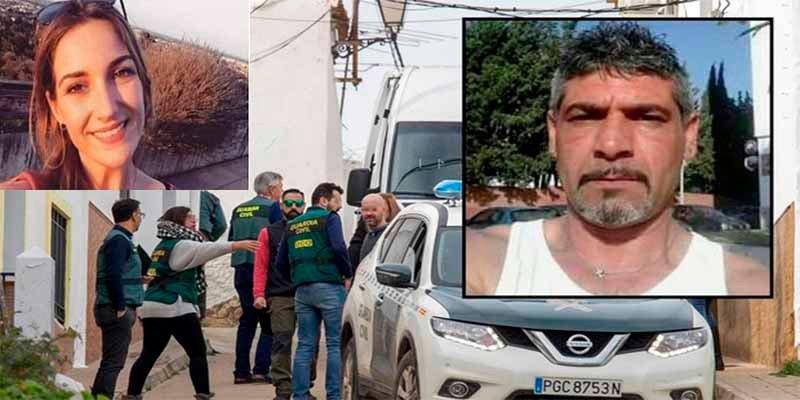 La Guardia Civil detiene al hermano gemelo del vecino de Laura Luelmo, la profesora asesinada
