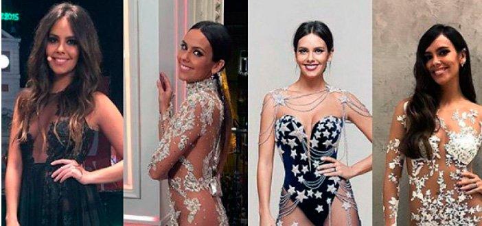 Cristina Pedroche nos cuenta como será el vestido con el que dará este año 'la Campanada'