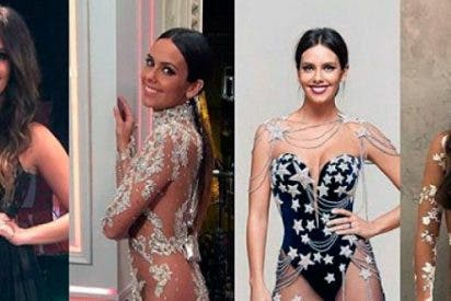 Cristina Pedroche 'calienta' al personal con el modelito que llevará para las campanadas
