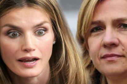 Así fue el incomodísimo reencuentro entre Doña Letizia y Cristina en Nochebuena
