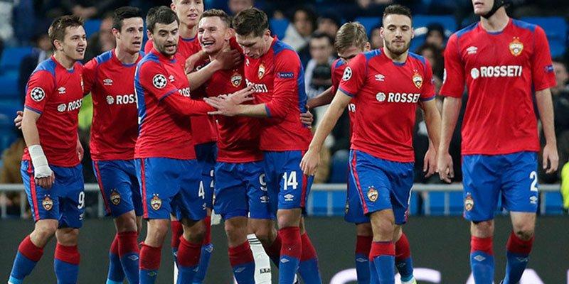 El CSKA le da un vergonzoso repaso al Real Madrid a domicilio