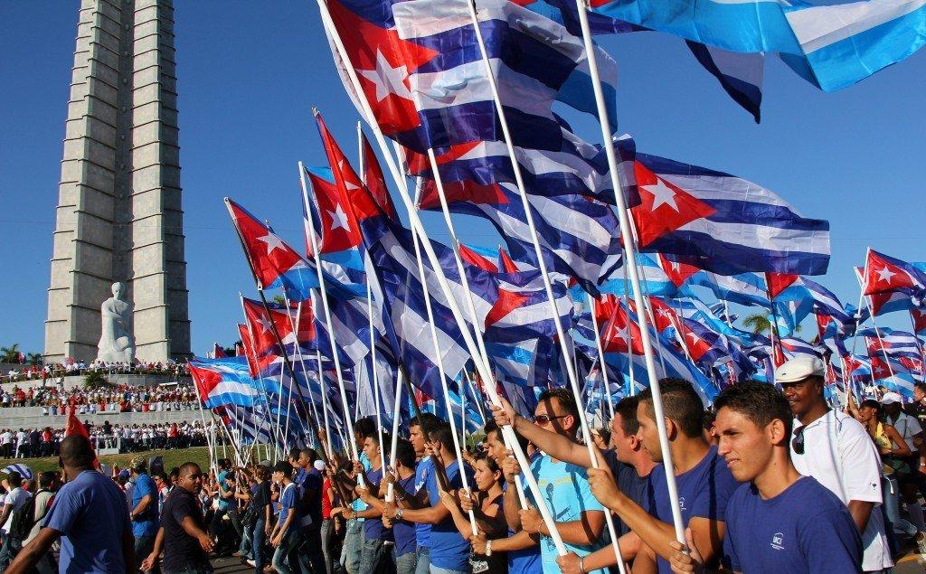 Mitzy Capriles de Ledezma: Como Cuba