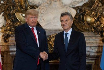 Mauricio Macri y Donald Trump estudiaron qué hacer con la crisis en Venezuela