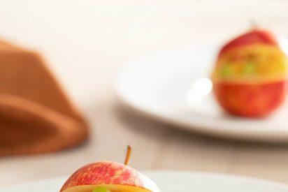 La receta sana (sanísima) de Manzanas Marlene para esa estación ¡Y es un entrante!