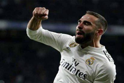 Real Madrid: ¡Pon un Carvajal en tu vida y no te arrepentirás!