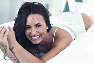 El microbikini de fiera de Demi Lovato y su 'salvaje' revelación
