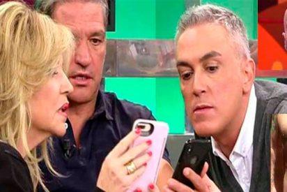 El 'desnudo integral' de Kiko Matamoros que ha puesto en 'presenten armas' a medio Telecinco