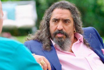 Diego 'El Cigala' se rompe al hablar del fallecimiento de su mujer