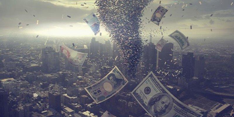 ¿Sabías que la deuda global asciende ya a 184 billones de dólares?