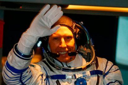 VIDEO: Después de una misión espacial este astronauta tiene que aprender 'de nuevo' a andar