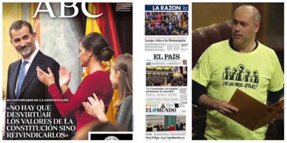 El nuevo 'escupitajo' del separatista 'amigo' de Borrell alcanza a la prensa nacional