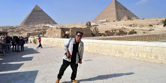 """Egipto: """"Las lágrimas de Osiris"""""""