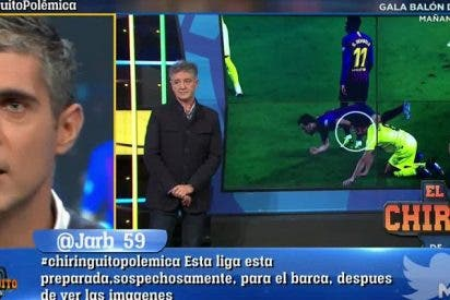 J.L.Sánchez y las verdades como puños sobre el Barça y el VAR