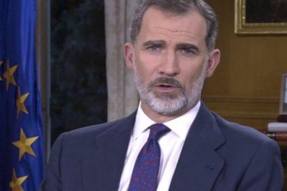 """El Rey: """"La sociedad española tiene una deuda pendiente con nuestros jóvenes"""""""
