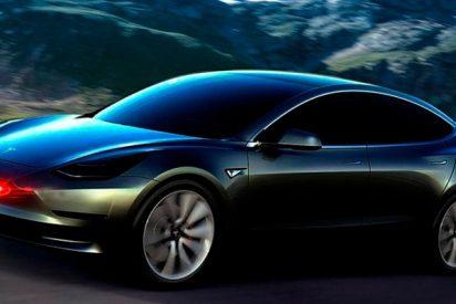 El Tesla Model 3 comenzará a venderse en Europa en el mes de febrero