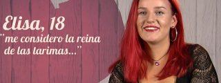Esta es Elisa, ha revolucionado 'First Dates' con su sonrisa… y su escotazo