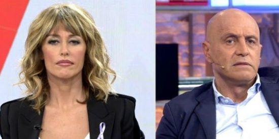 La última bestialidad de Kiko Matamoros que ha escandalizado a Emma García: ¿Es el fin del colaborador en Telecinco?