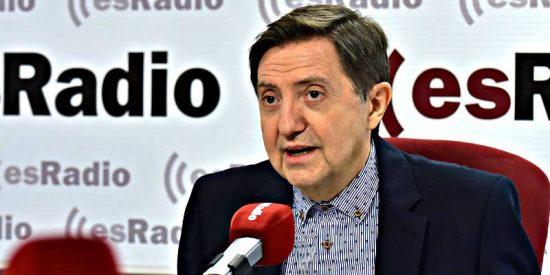Losantos hace un 'spoiler' y desvela los nombres de los candidatos del PP de Pablo Casado para ganar en Madrid
