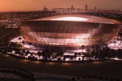 Así será el estadio Lusail que acogerá la final del Mundial de Catar 2022
