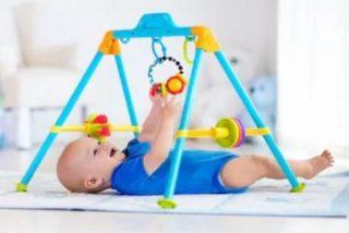 Estimulación temprana: juguetes y juegos