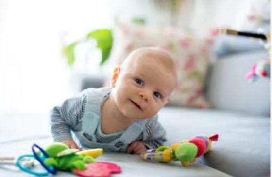 Estimulación temprana bebé