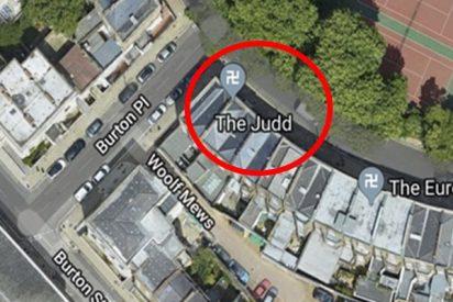 ¿Sabes por qué están apareciendo esvásticas en Google Maps?